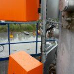 CEMS voor thermische reinigingsinstallatie | Multi Instruments