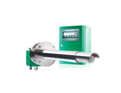 Oxitec 5000 O2 meting