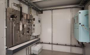 Condensate panel