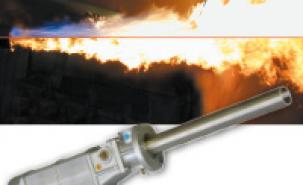 4 kW Gasgestookte ontsteker