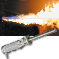 1000 kW Gas fired igniter