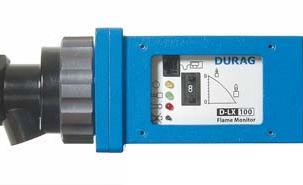 D-LX 100 Vlamscanner