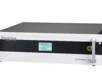 19″ NDIR Gas analyser GA2XX