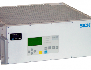 GME700 Extractieve Laser gas analyser