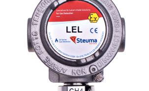 NO2 stikstofdioxide gasdetectie