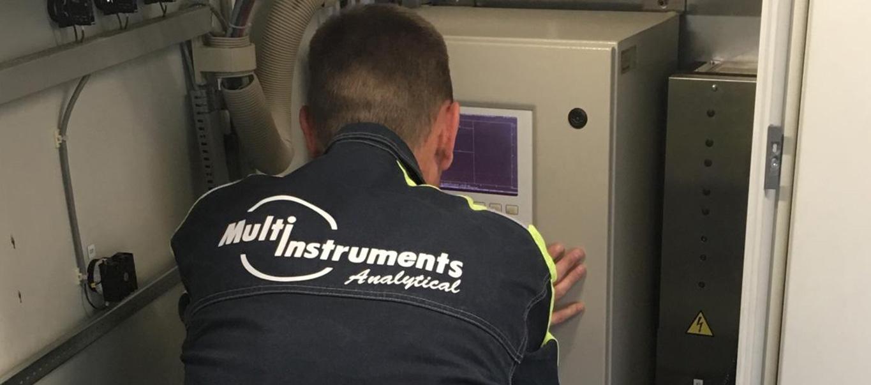 FWE200 Stofmeter voor nat rookgas | Multi Instruments