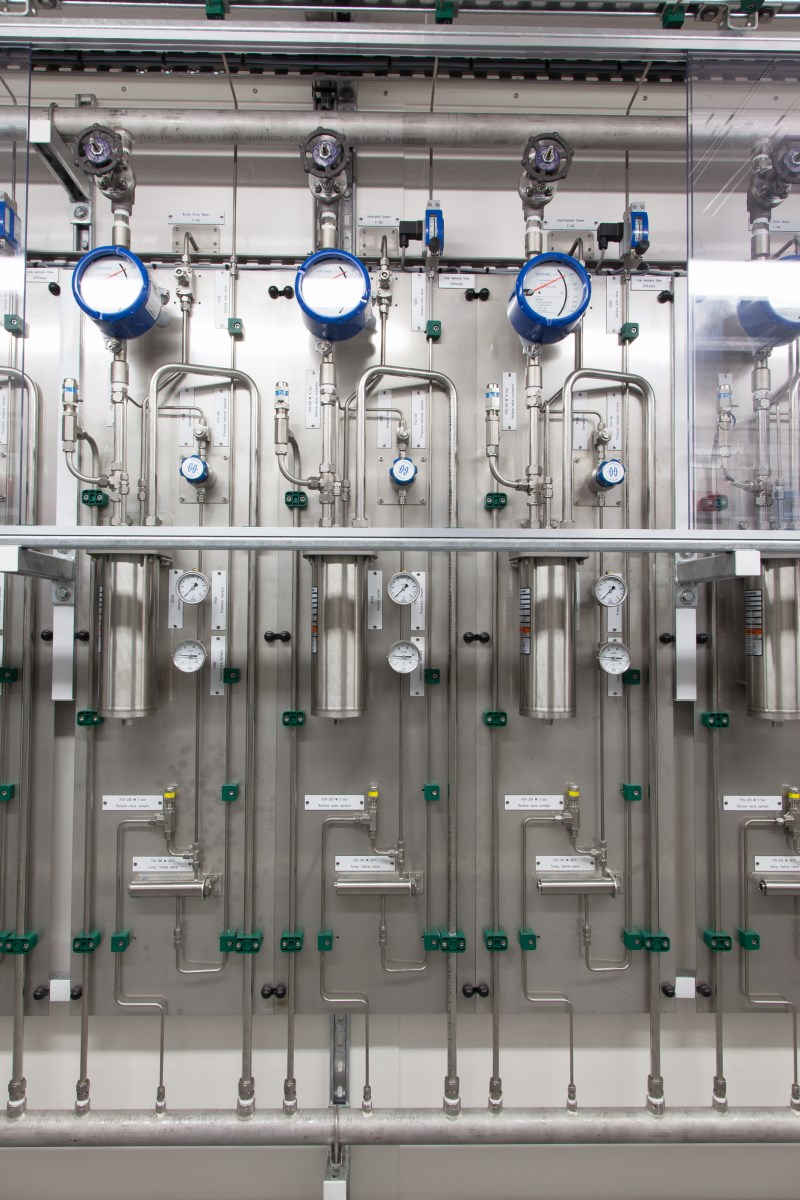 Shell chooses for a steam analysis system from Multi ...