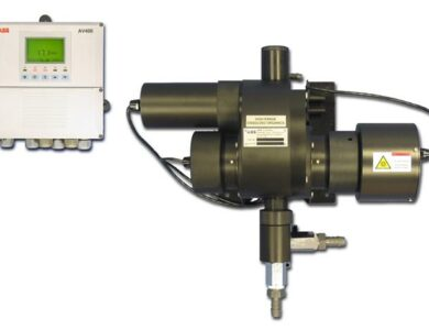 Nitraat in water analyser AV450
