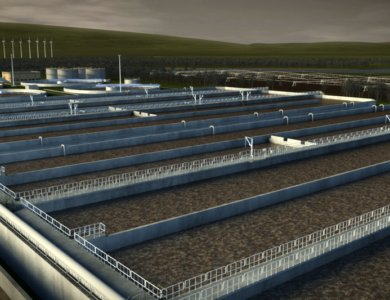 Waterzuivering: bespaar energie en verlaag bedrijfskosten dankzij ABB's digitale optische sensoren