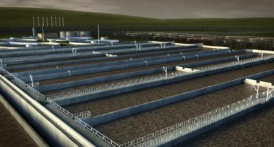 Afvalwaterzuivering: bespaar energie en verlaag bedrijfskosten dankzij ABB's digitale optische sensoren